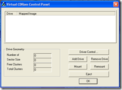 virtual CD image