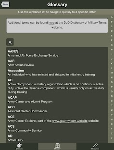 USAREC Family Strong Guide- screenshot thumbnail
