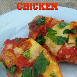Baked Caprese Chicken Recipes.