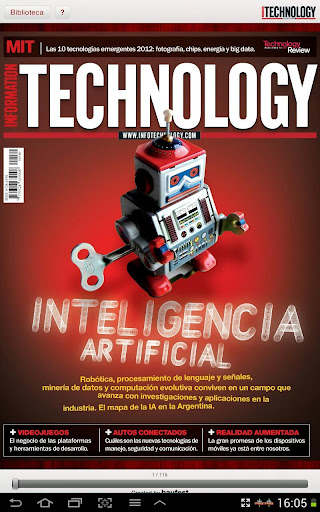 Revista Information Technology