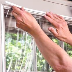 reusable window kit