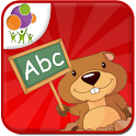 Alphabet For Kids logo