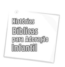 Ministerio Infantil Apostila Com Historias Biblicas Completas