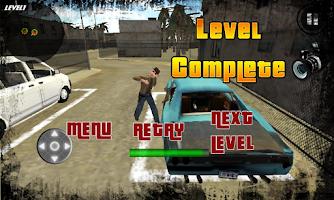 Screenshot of Arab Village Parking King 3D