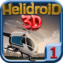 Helidroid 1: 3D RC Helicóptero icon