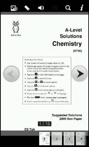 2009N AL Solutions Chemistry