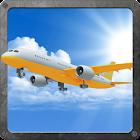 A面飞行模拟器的3D icon