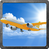 A-plane flight simulator 3D