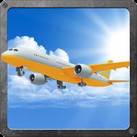 A-plane flight simulator 3D 2.1