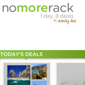 NoMoreRack Daily Deals icon