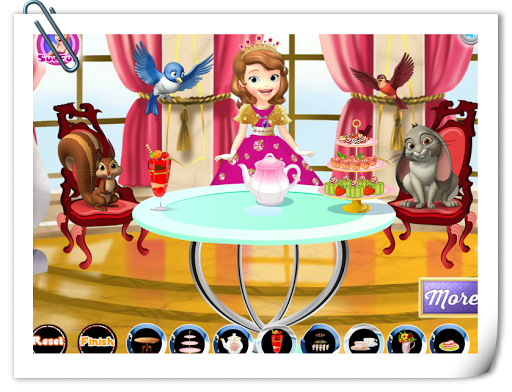 寶貝公主茶話會