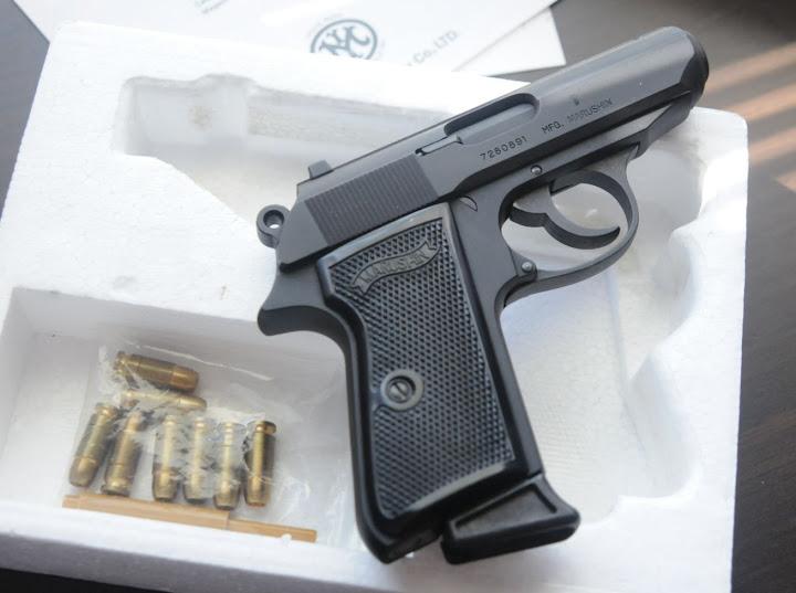 Marushin Model Guns (Page 1) - James Bond Memorabilia
