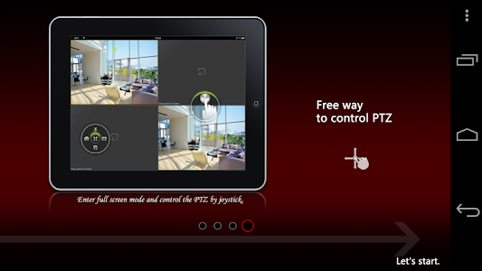 WD-MOB HD Tablet screenshot 3