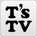 T's TV リモート icon