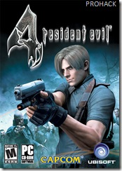 RE4 PC - crappy port of an excellent game
