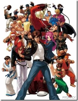 KOF12 provides you with almost all classic characters - rdhacker.blogspot.com