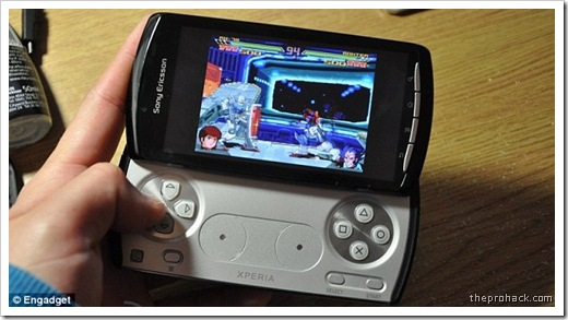 Playstation Phone - Xperia Play