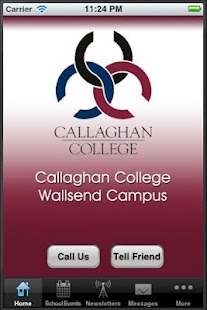 Callaghan College Wallsend - screenshot thumbnail