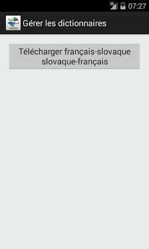 玩教育App|French-Slovak Dictionary免費|APP試玩