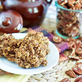 Completely Sugar Free / High Protein Pumpkin Oatmeal Cookies.