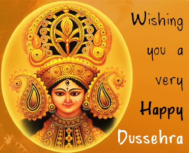 Shubh Vijay Dashami Greeting Cards