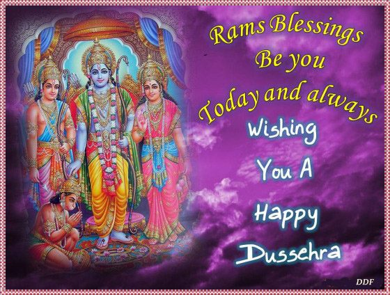 Happy Dussehra / VijayDashmi Wishes  IMAGES, GIF, ANIMATED GIF, WALLPAPER, STICKER FOR WHATSAPP & FACEBOOK