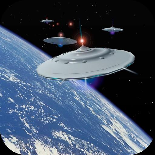 UFO Live Wallpaper