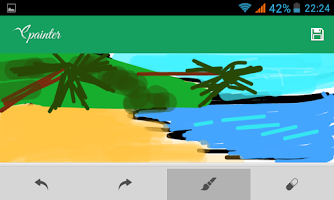 Screenshot of Paint for Android