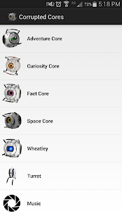 Portal 2 Cores Soundboard- screenshot thumbnail