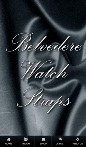 Belvedere Watch Straps