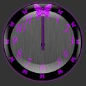 Butterflyglow Clock 2