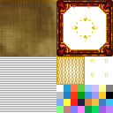 Dark Bronze Parchment Windowskin (RMVX/VXA)