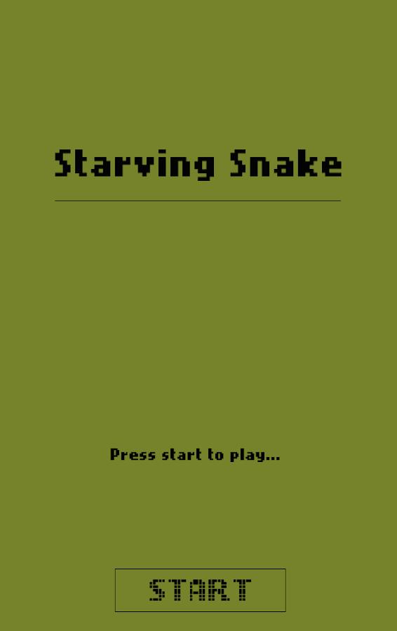 StarvingSnake 2
