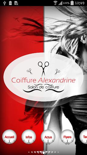 Alexandrine Coiffure