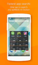 App Dialer–fast app search Screenshot 1