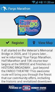 Fargo Marathon - screenshot thumbnail