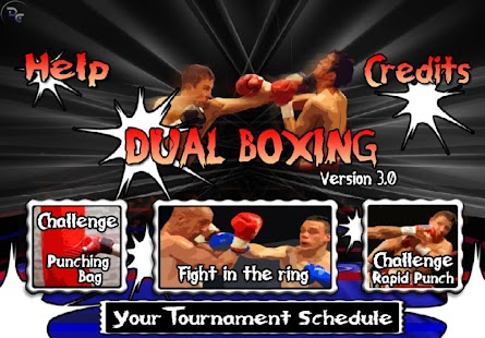Dual Boxing - screenshot thumbnail
