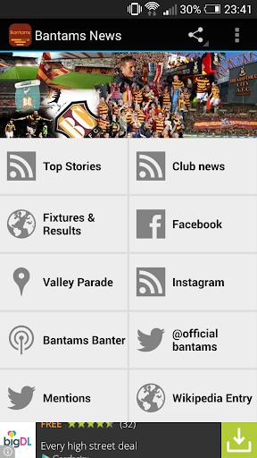 Bradford City News +