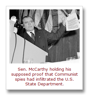 This Day in Quotes: The dual anniversary of Joe McCarthy's