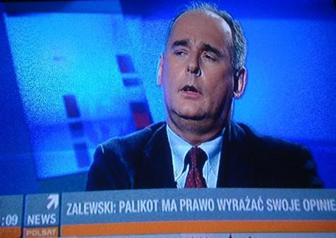 Paweł Zalewski, Palikot, Platforma Obywatelska, Polsat