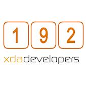 192C XDA Orange Icon Pack