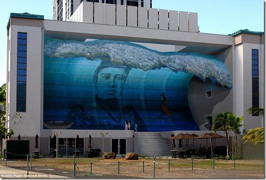 3D  Mural