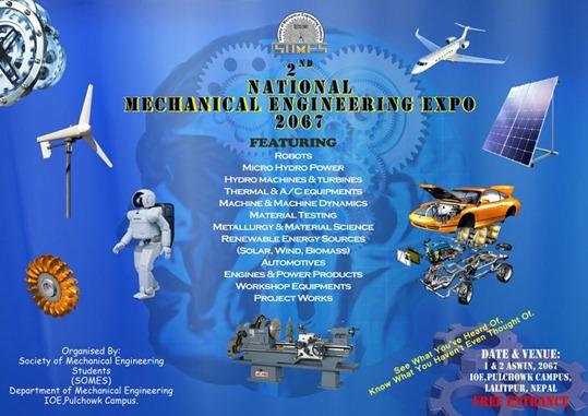 mechanical expo
