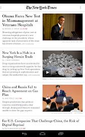 NYTimes – Latest News Screenshot 33