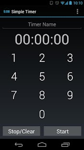 Simple Timer- screenshot thumbnail