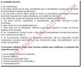 O que acontece com a PM de São Paulo?