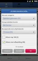 Screenshot of Rijksmonumenten