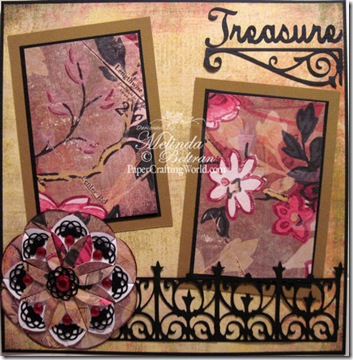cricut treasure layout-500