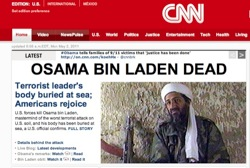Osama bin Laded dead