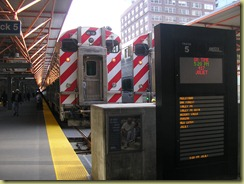 Chicago mass transit